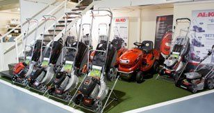 Our range of different mowers