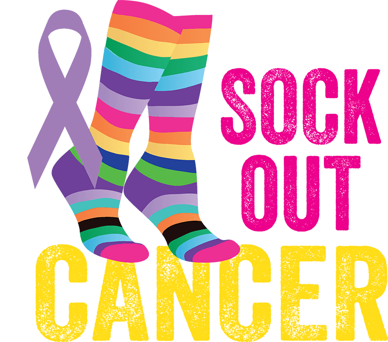 Sock Out Cancer Logo