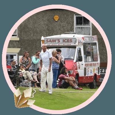 sam 39 s ices ice cream van hire in derbyshire. Black Bedroom Furniture Sets. Home Design Ideas
