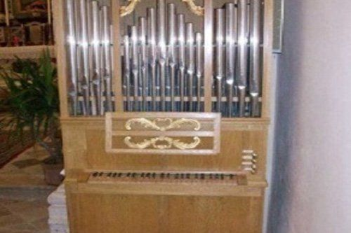 tastiera di un organo