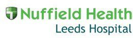 Nuffield Health Leeds Hospital logo