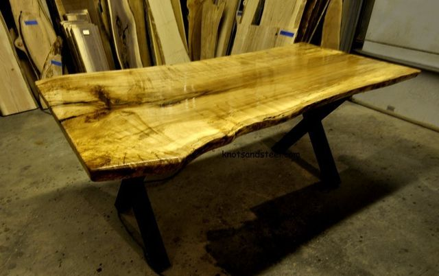Live Edge Table Care