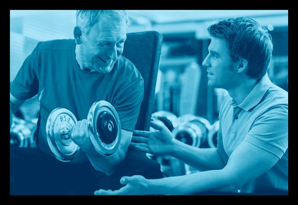 Personal Training header image