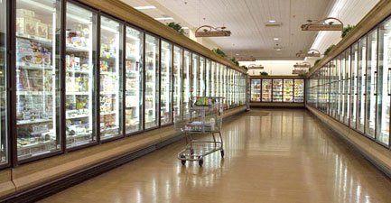 Commercial fridge installations