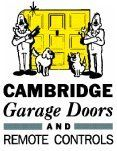 CAMBRIDGE Garage Doors logo