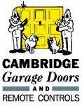 CAMBRIDGE Garage Doors logo