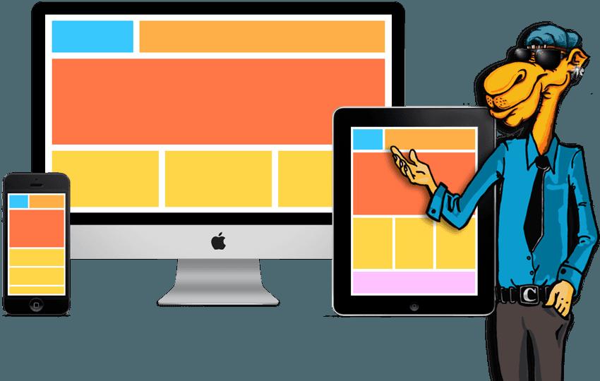 Multiscreen Website
