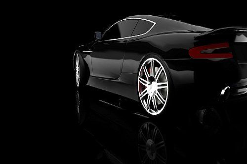 macchina nera