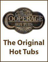 The original hot tubs logo
