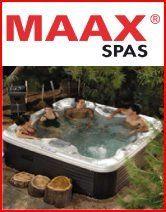 MAAX spas logo