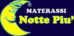 MATERASSI NOTTE PIU-LOGO