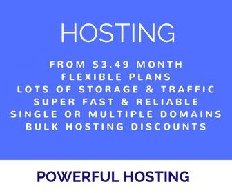 Sell Web Hosting
