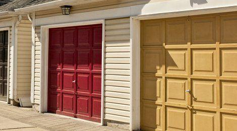 state-of-the-art garage doors