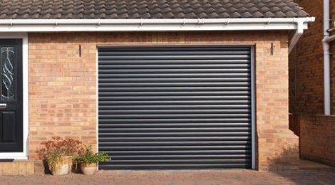 Range of garage doors