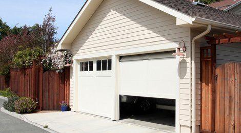 stylish garage doors