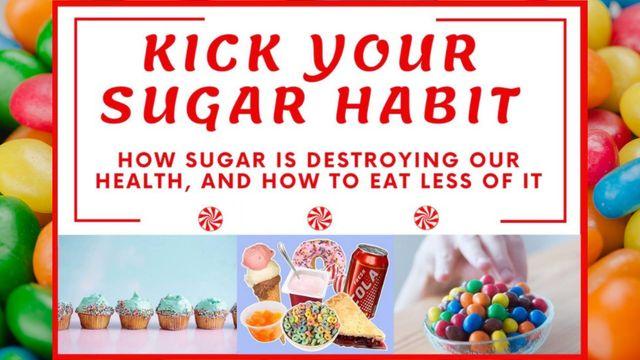 Kick Your Sugar Habit
