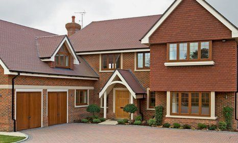 home tiled roofing
