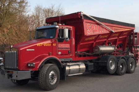 Spallina Materials Truck