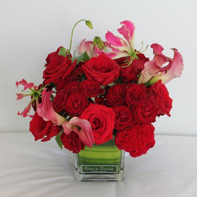 Valentine S Day Flowers Delivery Brisbane