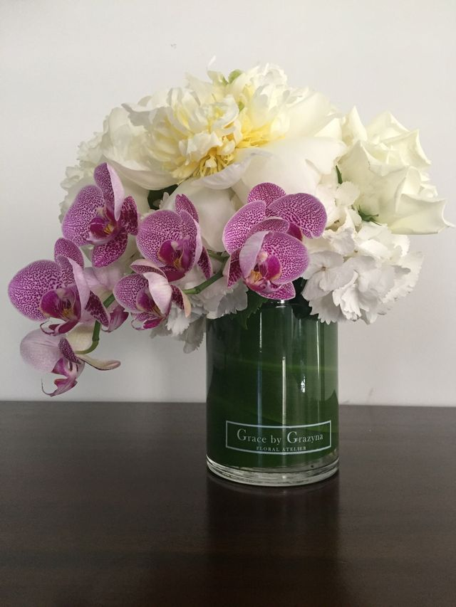 Fashionista Grace By Grazyna Brisbane Flower Delivery Florist