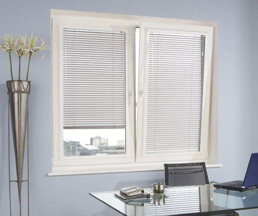 modern wooden blinds