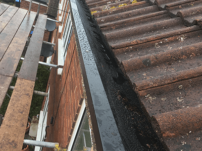 Mono Roofing Ltd, Leicester, seamless gutter systems