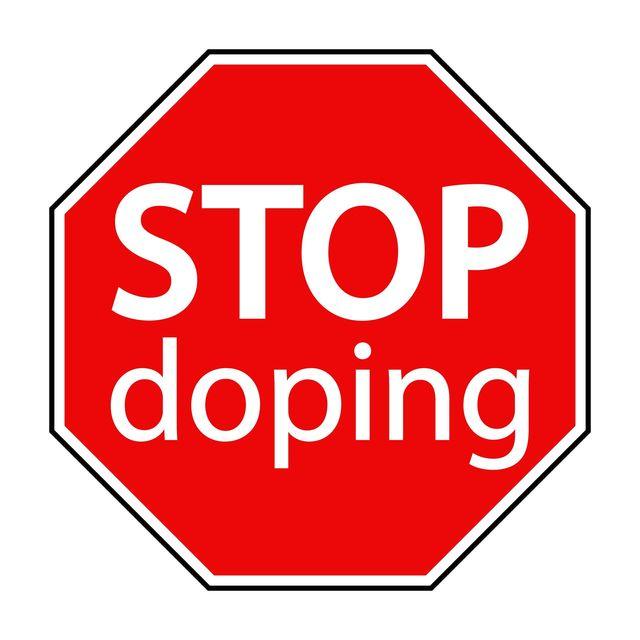 segnale per la lotta al doping