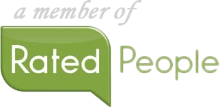 a member of rated people logo