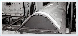 Curved Glass - 1950