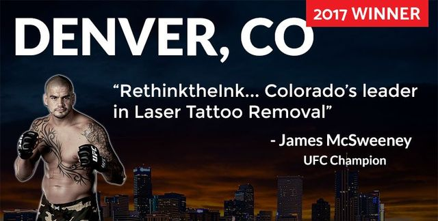 Best Tattoo Removal Denver Colorado - Rethink the Ink
