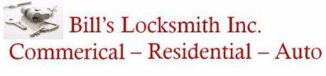 Bill's Locksmith Inc logo