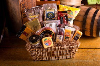 Celebrate Gift Basket