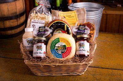 Ohio Amish Country Gift Basket