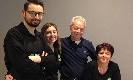 gestori di Blob Ristobar a Fossano