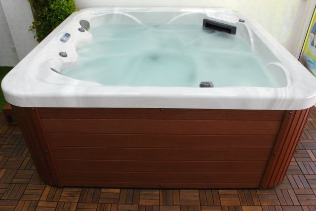 Outdoor Spa Arizona series Family Time Healthy time - 5 people Hot Tub