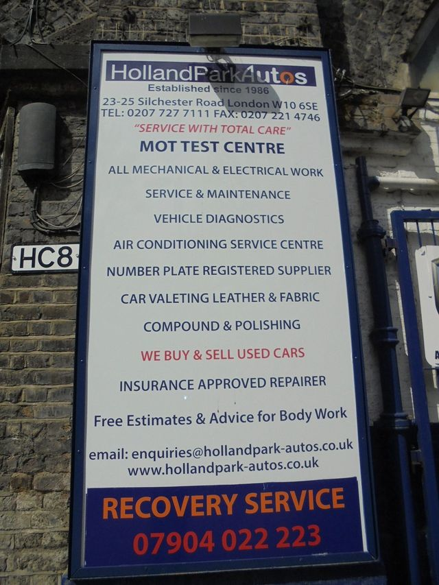 list of services