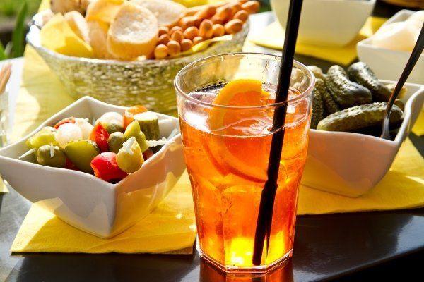 immagine di un aperitivo