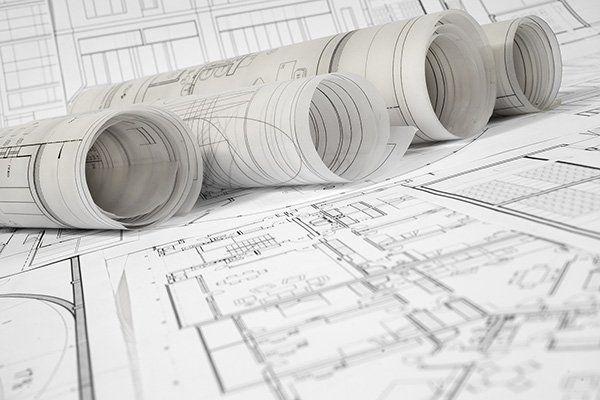 piantine architettoniche di palazzi