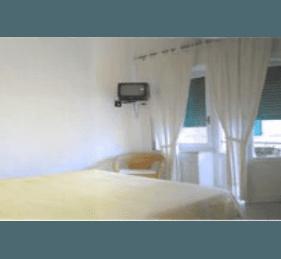confortevoli camere con televisione