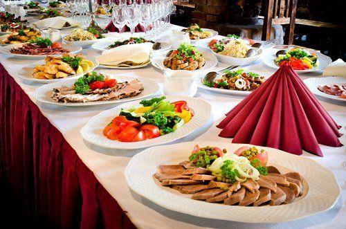 Catering per eventi a Roma