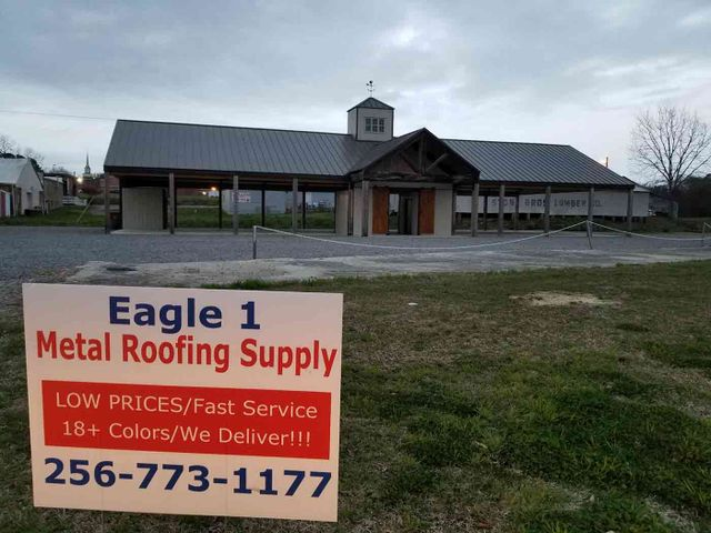 Metal Panels and Roofing | Hartselle, AL | Eagle One Metal