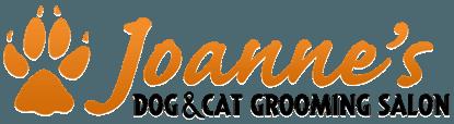 Joanne's Dog & Cat Grooming Salon Company Logo