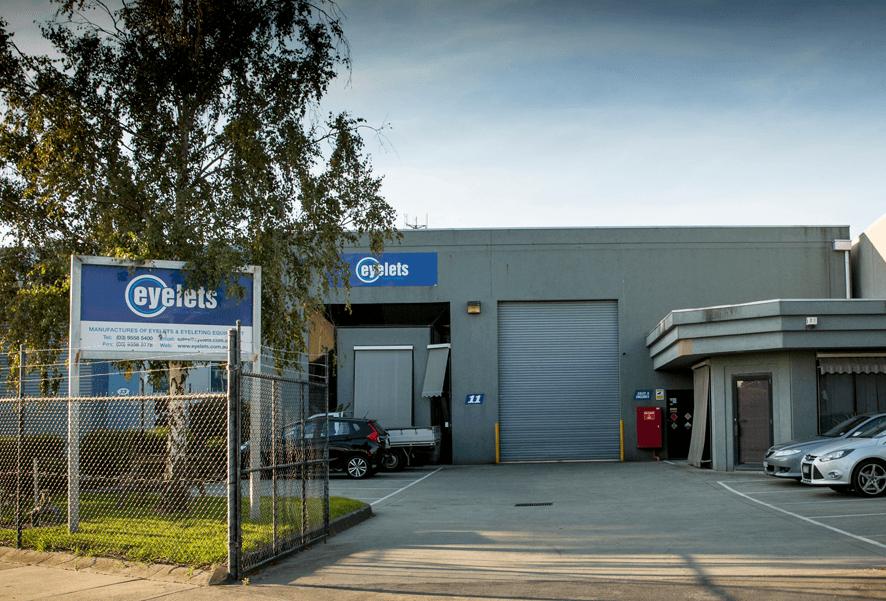 About Eyelets Supply Co Pty Ltd Melbourne