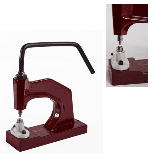 Manual Machines in Melbourne   Eyelets Supply Co Pty Ltd