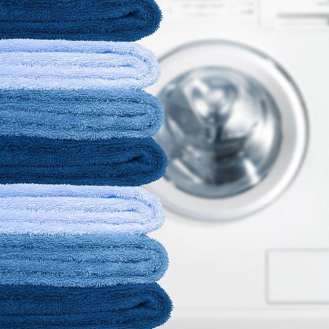 lavaggio di piumoni