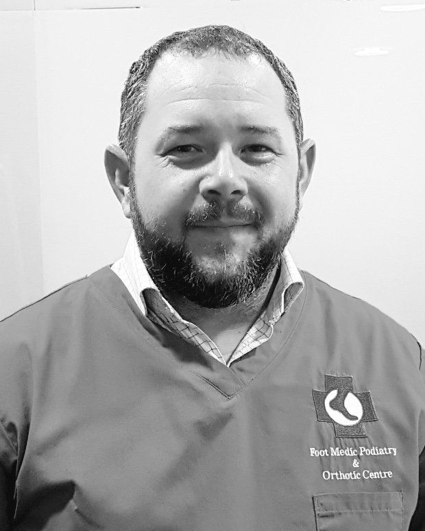 Mr Ciaran Canney Bsc (Hon) MChs - Lead Podiatrist at Foot Medic
