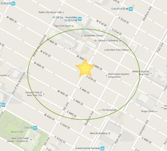 NYC virtual office midtown Manhattan