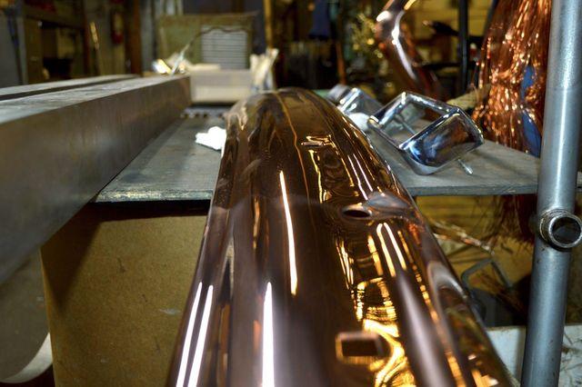 Metal Polishing | Newark, NJ | Mara Polishing and Plating