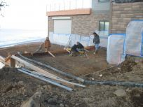 Commercial slabs for concrete construction in Anchorage, AK