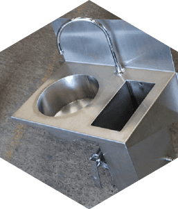 stainless kitchen products
